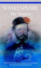 The Tempest (Bantam Classics), Shakespeare, William, Good Book