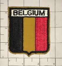 Belgium Patch  - vintage