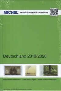 Michel Deutschland 2019/2020 106. Auflage Schadenexemplar