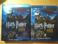 Harry Potter : The Complete 8-Film Collection - Blu-ray 8-Disc Set