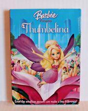 Barbie Presents Thumbelina (DVD, 2009)
