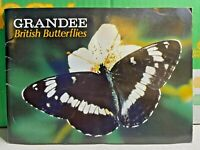 British Butterflies-Grandee-Cigarette Cards-1983-Special Album-Collectors Item