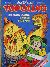 Topolino n°1639 [G.273] - BUONO –