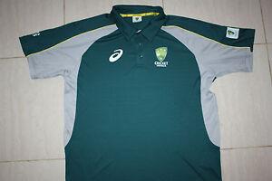 Australia Cricket 2015 ASHES Mens Adult Travel Polo Shirt, 2XS-2XL