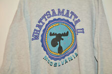 Rocky & Bullwinkle Vintage Sweatshirt Xl 1990s 90s Cartoon