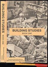 337 page BUILDING STUDIES Build A House VICTORIAN TECHNICAL SCHOOLS  Skills ++