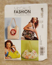 Unused Uncut MP301 McCall's Fashion Accessories Purse Sewing Pattern