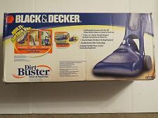 Black & Decker Dirt Buster Floor & Hand Hand Vacuum Fv5000 New