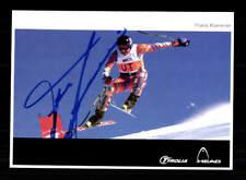 Franz Klammer Österreich  Autogrammkarte Original Signiert Ski Alpin +A 212741