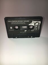 Halloween Spooky Sound / Haunted House Cassette Tape