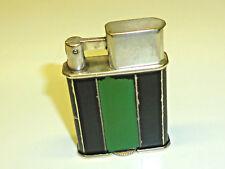 "SARASTRO ""ORION"" ART DECO alpacca silver lighter (Adolf KINZINGER) - Germany"