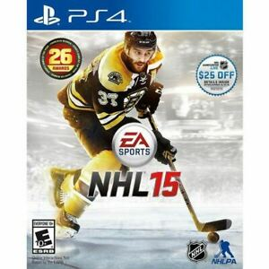 NHL 15 - PS4 Game