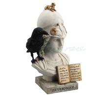 The Raven - Nevermore Sculpture Statue Figure - GIFT BOXED