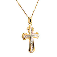 Religious Fine Diamond Necklaces and Pendants