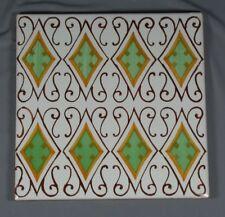 Maurice Duchin Tile - Made in Spain, Mid Century Modern