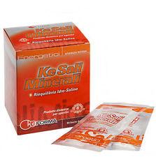 KeForma - KE SALI MINERALI 10x20 g gusto Arancia Rossa