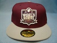 New Era 59fifty Little League WS New England Sz 7 1/8 Fitted NEW cap hat LLWS 15
