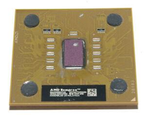 AMD Sempron 3000+ - 2000 Mhz - 32 bits - SOCKET A