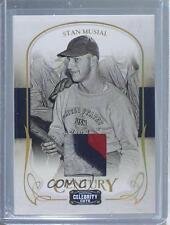 2008 Donruss Americana Celebrity Cuts #81 Stan Musial 1/12 Non-Sports Card 5i7
