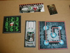 LITTLE TILES LOT  / GHOSBUSTERS THE BOARD GAME II / G314