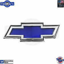 NEW Front Fender Super Emblem PAIR FOR 1971-72 CHEVY TRUCK SUBURBAN 9720