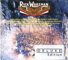 RICK WAKEMAN - JOURNEY TO THE CENTRE OF THE EARTH (CD + DVD-Audio / Deluxe Ed.)