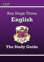 CGP KEY STAGE 3 ENGLISH THE STUDY GUIDE KS3 AGE 11-14 READING WRITING SHAKESPEAR