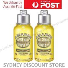 BULK SALE!! L'Occitane Almond Shower Oil Travel Size 75ml x 2/3/4/5/ bottles