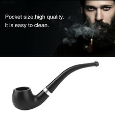 Portable Smoking Pipe Dry Tobacco Pipe Hookah Pipes Crafts Lighter Resin