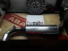 V2A Sport Auspuff Endschalldämpfer Rear Silencer Lancia Delta Integrale Evo