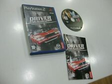 Driver Parallel Lines PS2 Spanish