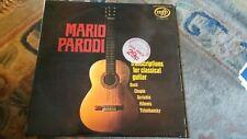 "Mario Parodi,""Transcriptions for Classical Guitar"" vinyl LP-MFP 2140"