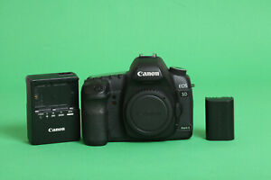Canon EOS 5D Mark II 2 21.1MP DSLR Camera (Body Only) - 45247 Shutter Count