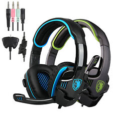 Game Headphone Gaming Earphone Headset With Microphone For PS4 PC Laptop xbox360