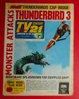 TV CENTURY 21 # 90 ,THUNDERBIRDS , FIREBALL XL5 , DALEKS, STINGRAY ,GET SMART
