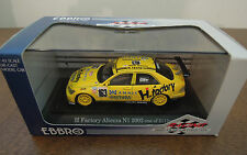 Ebbro Toyota Altezza N1 2002 Super Taikyu 1/43 New in Box, Ships From USA