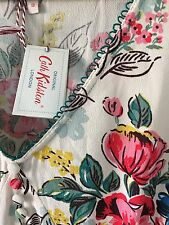 Cath Kidston Floral Crepe Tea Dress UK 12 - New With Tag