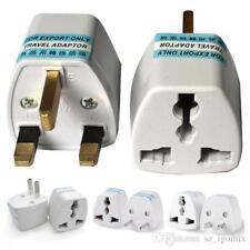 New Universal Ac Wall Power Travel Plug Au Us Eu to Uk Socket Converter Adapter