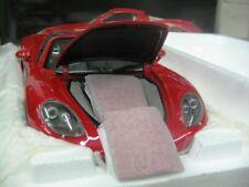 WOW EXTREMELY RARE Porsche 980 Carrera GT Targa H.Top 2004 Red 1:18 Minichamps