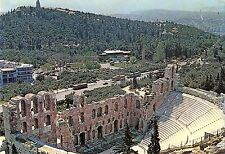 B96401 athens odeion of herodes atticus  greece