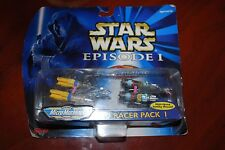 STAR WARS MICRO MACHINES EPISODE 1 POD RACER PACK 1