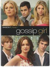 GOSSIP GIRL  -  Intégrale saison 1 -  Partie 1 - Coffret 3 boitiers slim - 3 DVD