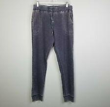 T2Love Womens Burnout Jogger Pants XL Gray NEW
