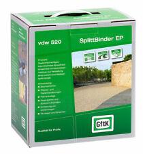 vdw 520 SplittBinder EP 1,25kg transparent, für leichte Verkehrsbelastungen GftK