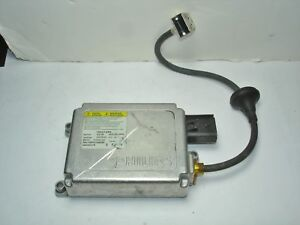 OEM 2004-2009 Cadillac XLR Xenon Headlight Ballast Control Unit HID Igniter ECU
