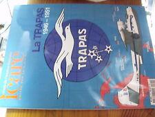 µ? Revue Aviation ICARE n°175 La Trapas 1946-1951