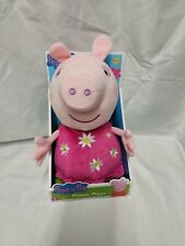 Peppa Pig Flower Peppa Plush Toy - 3 to Collect - Brand New In Box - 18 Months +