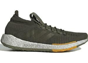 Adidas x Monocle Pulse Boost HD City Run Cargo Green Raw Khaki Gold EG2661