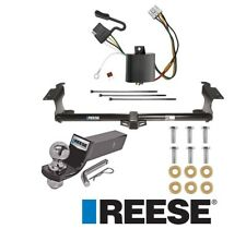 """Reese Trailer Tow Hitch For 05-10 Honda Odyssey Complete w/ Wiring and 2"""" Ball"""