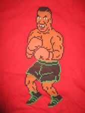 MIKE TYSON Heavyweight Champion (SM) T-Shirt PUNCH OUT GAME